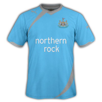 Newcastle Fantasy Kit (Puma) Away