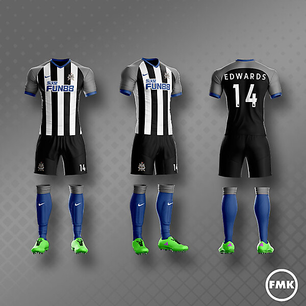 Newcastle Home Concept Kit