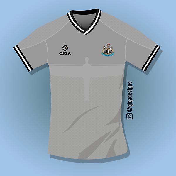 Newcastle United - Qiqa Away Concept