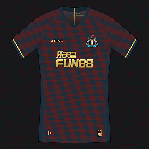 Newcastle United F. C. | Away | Pine