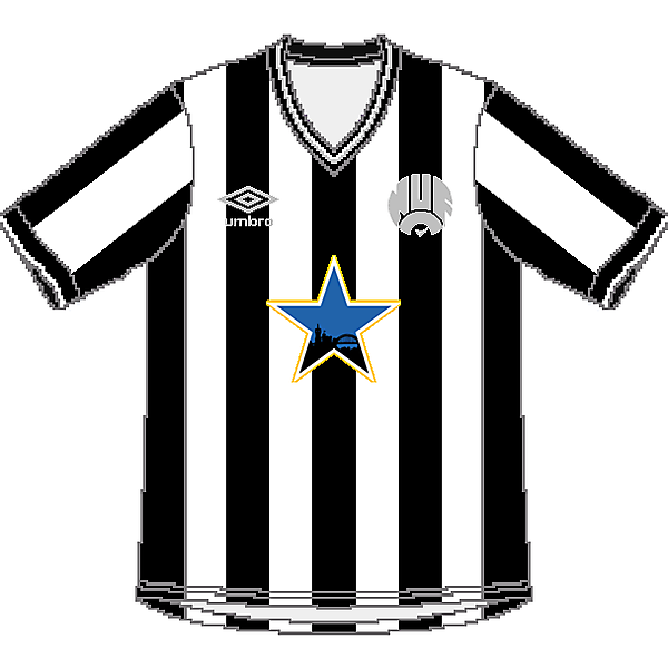 Newcastle United Umbro Home