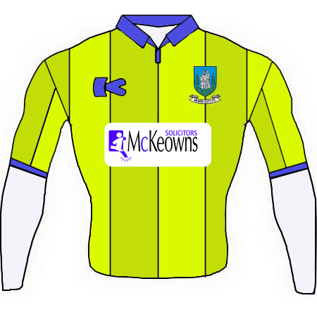 newry city fc - keenan sportswear
