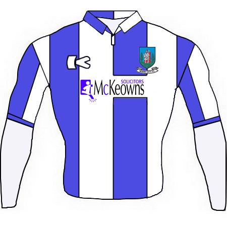 newry city - keenan sportswear