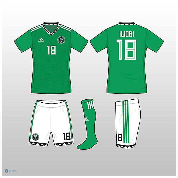 Nigeria Home Kit