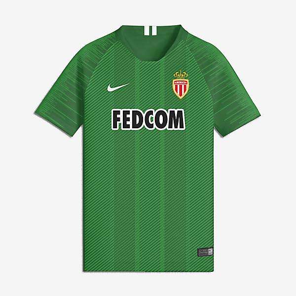 Nike AS Monaco Away Concept