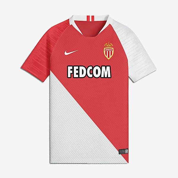 Nike AS Monaco Home Concept
