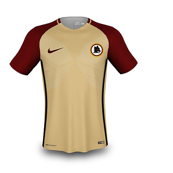 Nike AS Roma Away Concept
