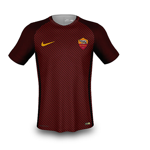 Nike AS Roma Home Concept