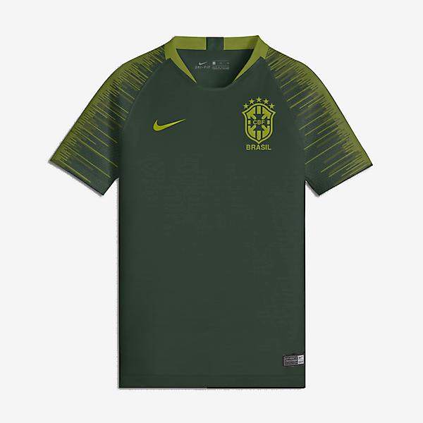Nike Brazil Third Jersey Concept