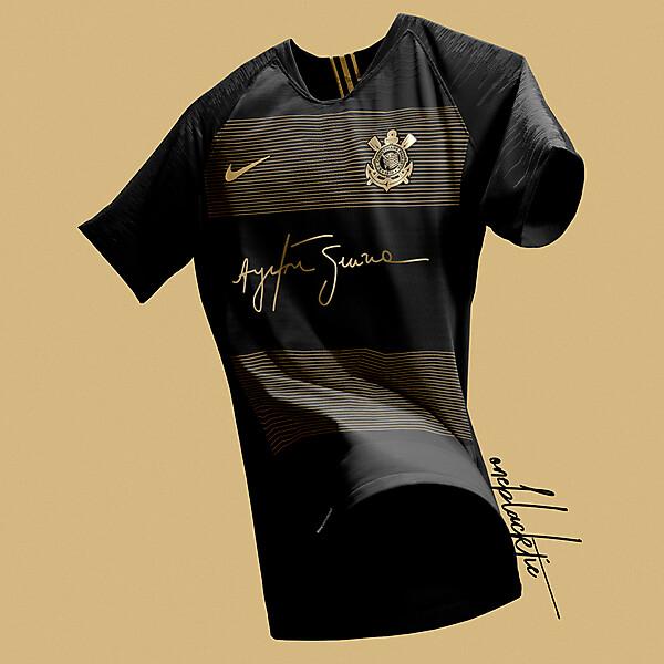 Nike Corinthians 2018-19 Lotus