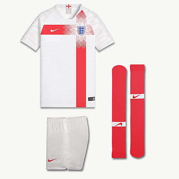 Nike England Home Jersey Concept