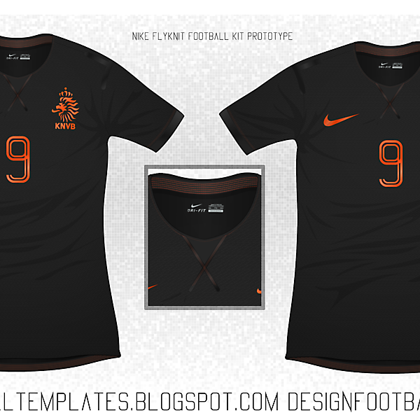 Nike Flyknit Football Shirt [Draft]