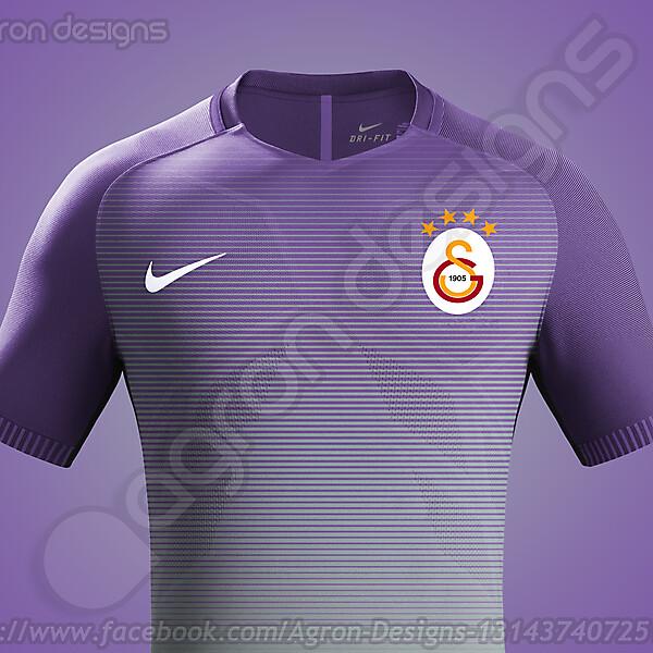 Nike Galatasaray Sk 2016-17 Third Kit Possible