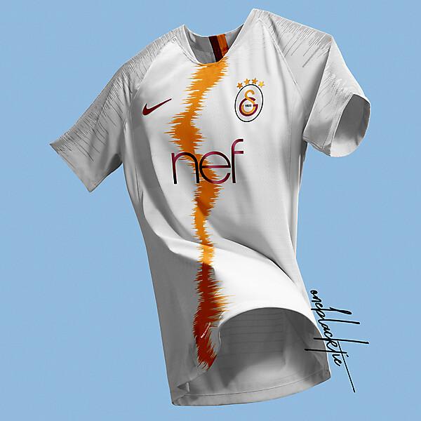 NIke Galatasaray SK 2018-19 Away Jersey