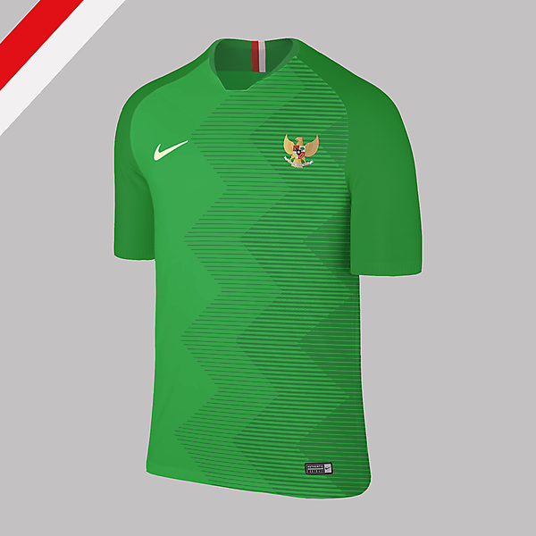 Nike Indonesia Away Jersey 2018 Concept