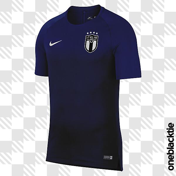 Nike Italy Prematch Shirt