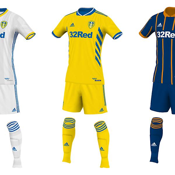 Nike Leeds 2020 Concepts - Drake Froomer