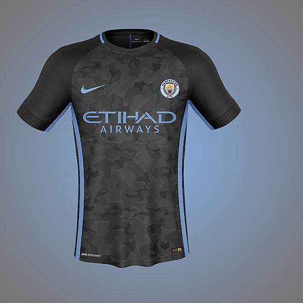 Nike Manchester City Third Camo