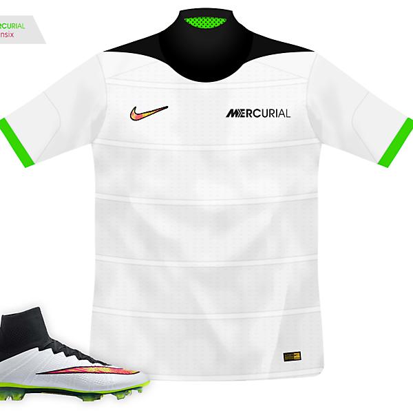 Nike Mercurial Superfly [Shine Through] || #boo2kit