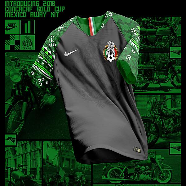 Nike Mexico Away Shirt
