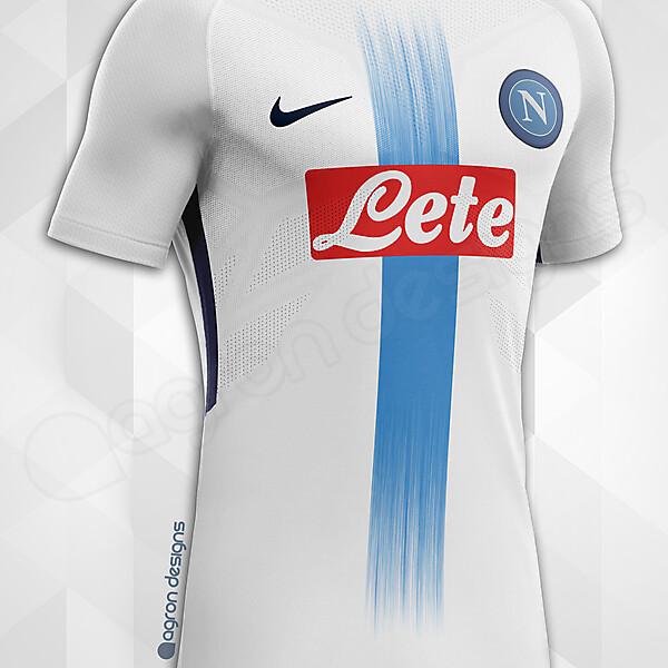 Nike Napoli Away Kit Concept