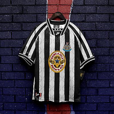 Nike Newcastle United 1994 Retroconcept