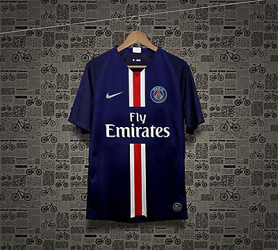 Nike Paris Saint-Germain 2019-20 Home Jersey Concept