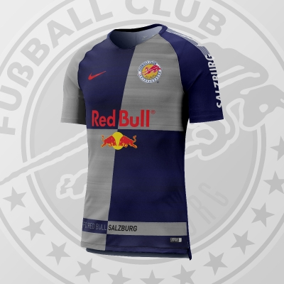 Nike Red Bull Salzburg 'Energy' Pre-Match Concept