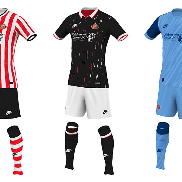 Nike Sunderland 2020 Concepts - Drake Froomer