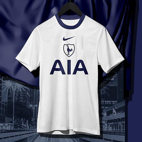 nike Tottenham Home Shirt Concept