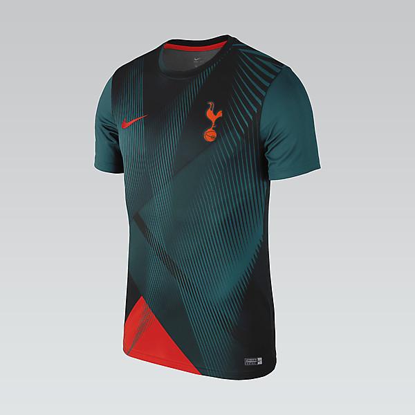 Nike Tottenham Hotspur 2020-21 pre-match concept