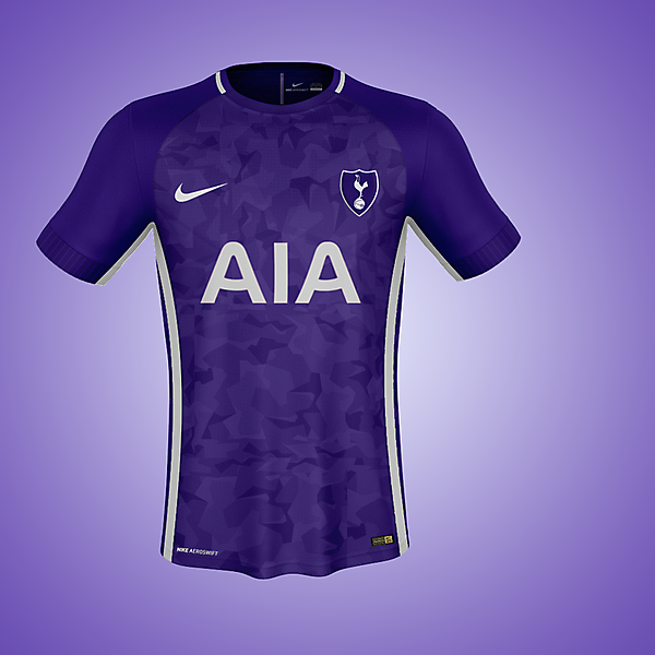 Nike Tottenham Hotspur Third Camo