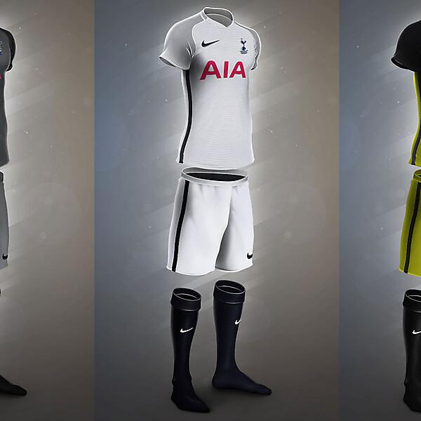 Nike Tottenham Hotspurs 17-18