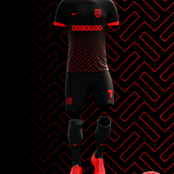 Nike x Club Africain - Third Kit