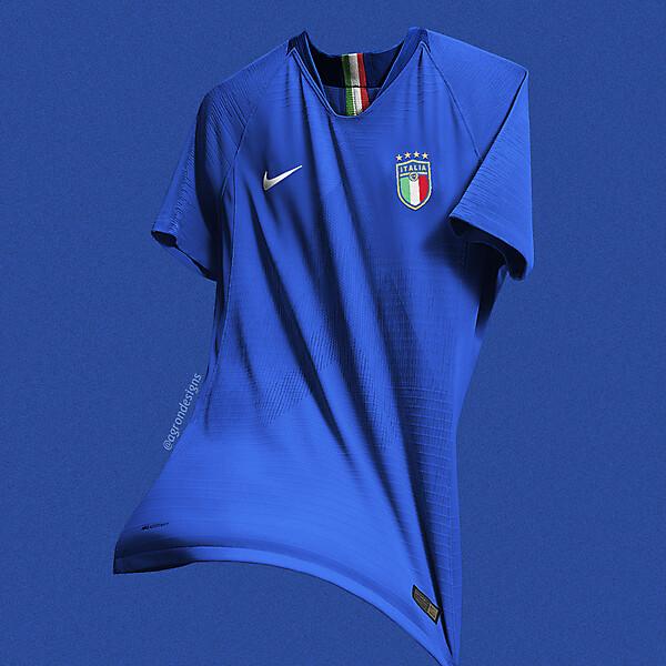 Nike X Italy