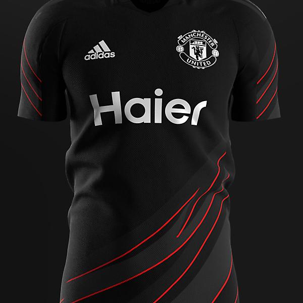 Adidas X Man Utd Concept Kit