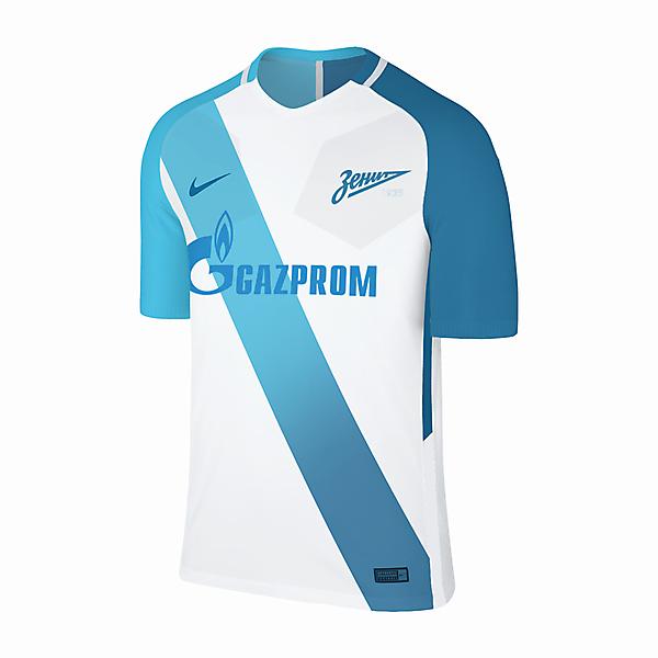 Nike Zenit St.Petersburg Away