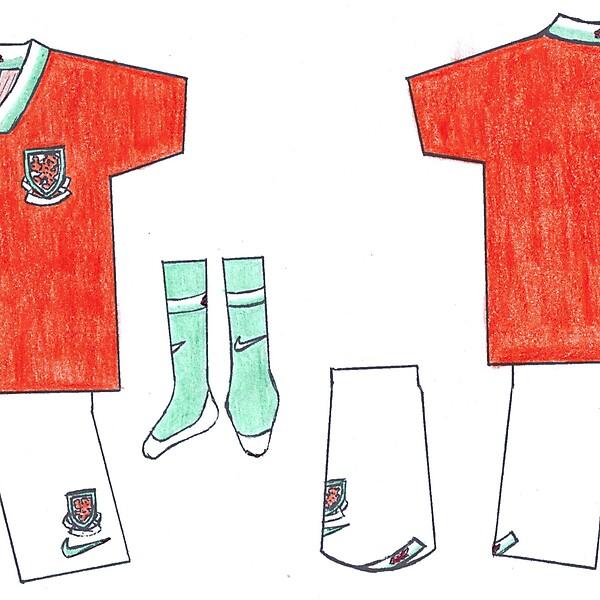 Nike Wales Home