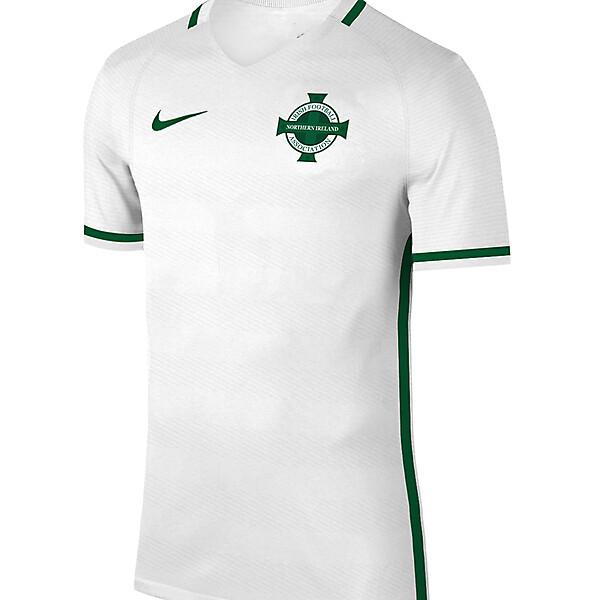 Northern Ireland x Nike