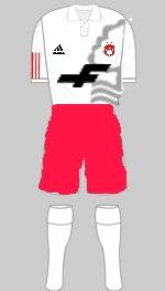 Nottingham Forest 2014/15 Away Kit