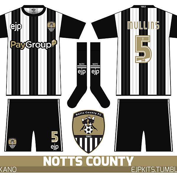 Notts County Home