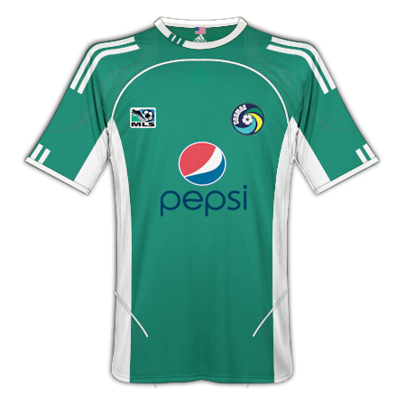 New York Cosmos Home, Away and Third