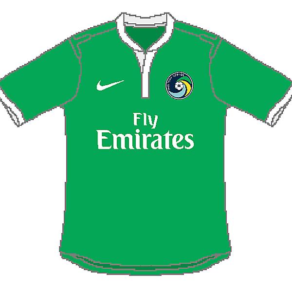 NY Cosmos Nike Kits