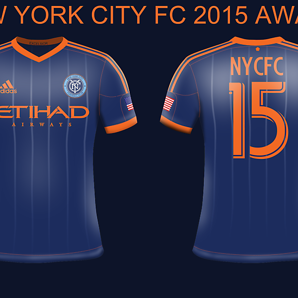 NYCFC Away