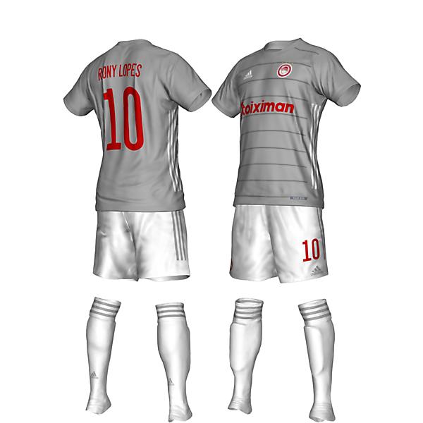 Olympiacos 22 third