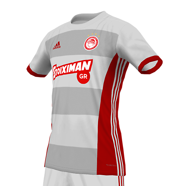 Olympiacos FC - Third kit