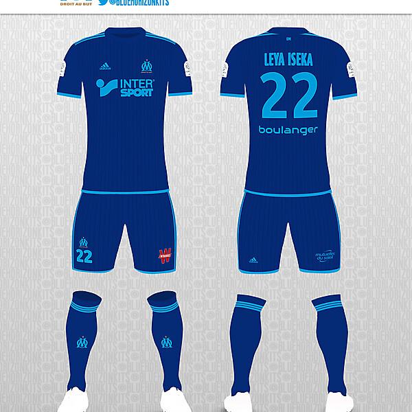 Olympique de Marseille Away Kit Kit