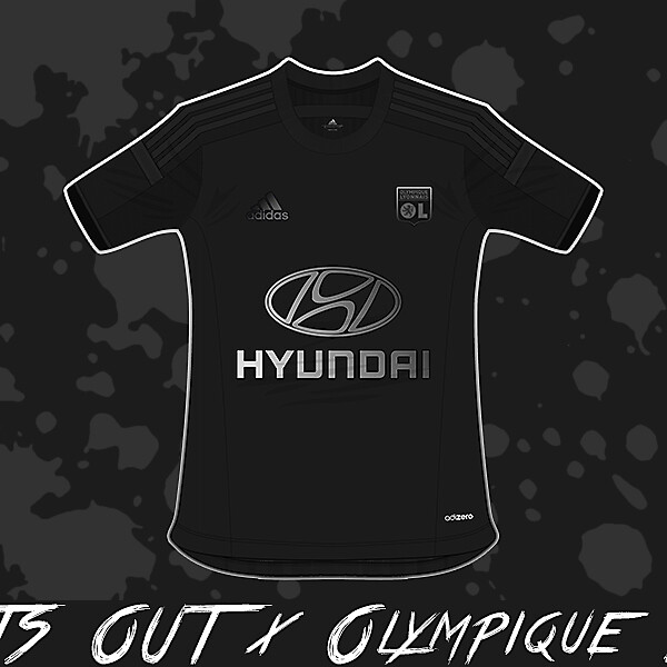 Olympique Lyon - Lights Out