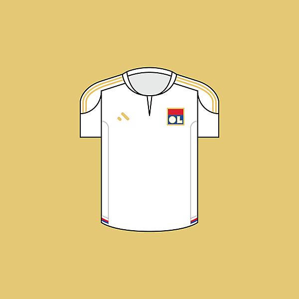 Olympique Lyonnais - Third / Minimalist