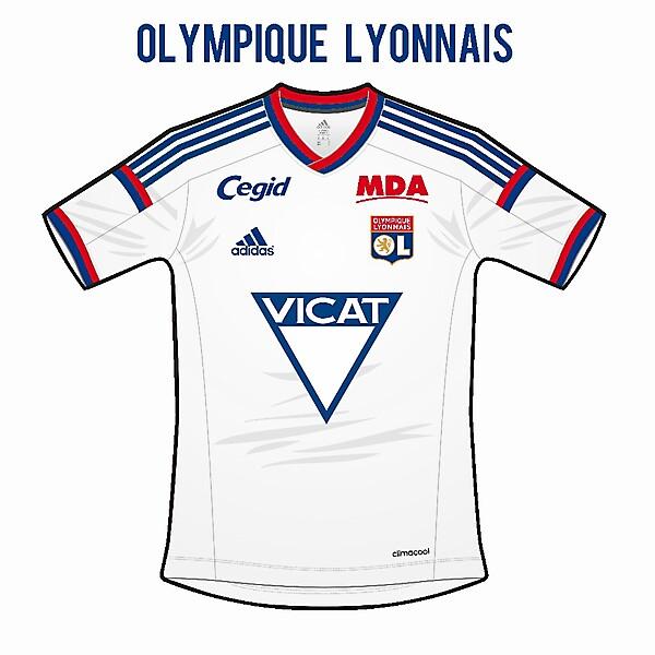 Olympique Lyonnais #2